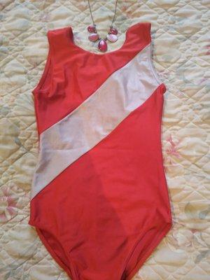 Красивый яркий спортивный купальник для спорта гимнастики adb14bb9958d5