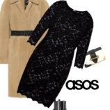 Стильное гипюровое платье от Asos.