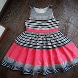 Стильное, нарядное платье с пышной юбкой I love girlswear