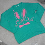 Теплый свитерок Next на 9-10 лет
