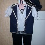 Карнавальный костюм мальчику Пилот