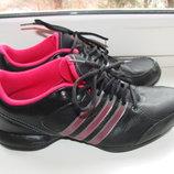 Adidas кроссовки женские р.39-40