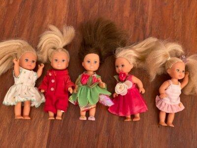 Куколки Evi лот