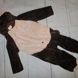 Карнавальный костюм человечек 12-18мес обезьянка