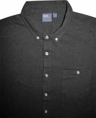9a41f4f0e10 Мужская рубашка хаки мягкая ASOS L  350 грн - рубашки asos в Полтаве ...