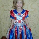Карнавальное платье Хеллоу Китти.