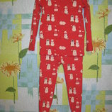 Пижама Next размер 4-5 лет. Рост 110 см.