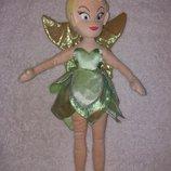 Мягкая игрушка кукла принцесса Динь динь из мультфильма Дисней Дісней Disney 50 см.