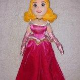Мягкая игрушка кукла принцесса Аврора из мультфильма Дисней Дісней Disney 50 см.