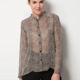 Леопардовая женская блузка MA&GI