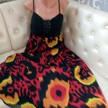 Очень красивое женское платье- сарафан Roman Originals Есть замеры