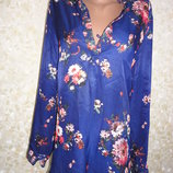 Брендовая блуза р.56-58