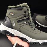 Зимние ботинки Situo Sport dark green