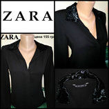 Рубашка oт zara, р.xs made in morocco