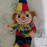Кукла клоун. Большой.