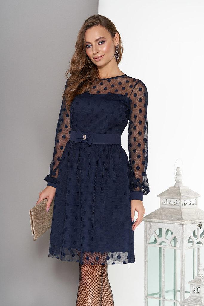 0dd611eddc9 Воздушное двухслойное платье с пышной юбкой 42-48р  550 грн - вечерние  платья в Ровно