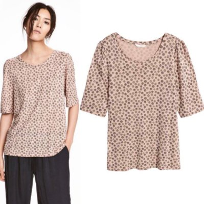 023e8b9b24345 футболка блуза кофта женская хс,с,м H&M: 299 грн - женские футболки ...