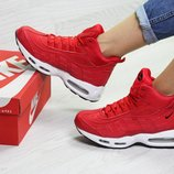Зимние женские кроссовки Nike 95 red
