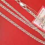 Цепочка новая серебро 925 проба 6,15 грамма длина 50 см.