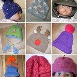 Весенние шапки от 0 до 1 года