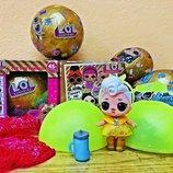 Кукла Lоl Surprise Золотая