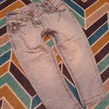 Крутые джинсики от Next на 3 года, 98 см