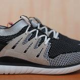 Мужские кроссовки Adidas Tubular Nova Primeknit, адидас. 44 размер. Оригинал