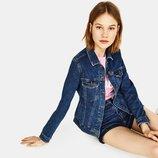 Трендовая джинсовая куртка Bershka