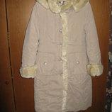 Зимнее пальто куртка Victoria Bloom