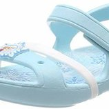 Сандалии Crocs Frozen р.с7-14,5см. Оригинал