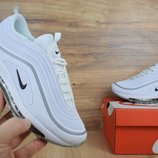 Кроссовки женские Nike Air Max 97 white