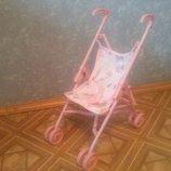 детская коляска для кукол трость