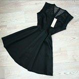 Платье интересная спинка