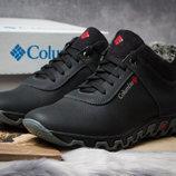 Зимние ботинки на меху, черные 30693