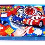 Набор для творчества, Mosaic clock , тачки и Мишки Danko toys