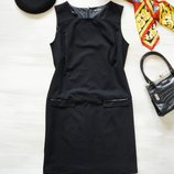 Платье сарафан M&S по фигуре, из вискозы, на подкладке