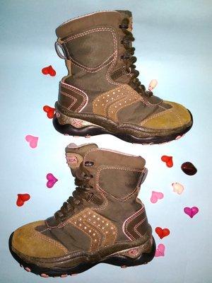 021d6caf5 Ботинки Geox shoe-tex eur 27 термо для девочки: 275 грн - детская ...