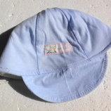 Трикотажная кепка на синтепоне. 46 размер.
