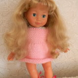 кукла с длинными волосами комплект набор одежды обуви Bayer