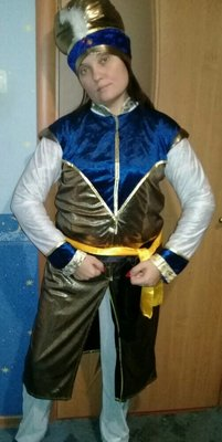 Карнавальный костюм Султан взрослый.