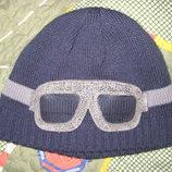 Детская зимняя шапка Tu-tu на мальчика 3 - 5 лет