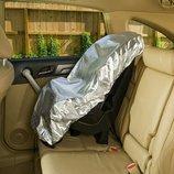 Солнцезащитный чехол для детского автокресла