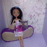 Мега крутой диван для кукол. Мебель для кукол.