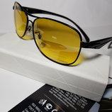 Защитные очки для водителей-антифары Polarized - Eldorado класс А - сертификат соответствия