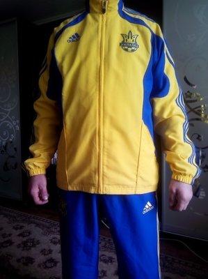 41450cfc Продам мужской спортивный костюм новый: 500 грн - спортивная одежда ...