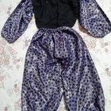 Карнавальный костюм, наряд восточной красавицы,Жасмин. шахерезады, на 2-3года