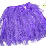 Шик Нарядная юбка Jona Michelle 10-12 лет т.50-76, дл.40