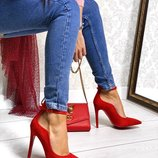 Туфли волна с ремешком