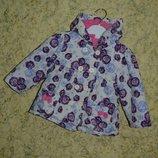 Куртка 86 см, демисезонная куртка для девочки, куртка 12-18 месяцев, куртка 9-12 месяцев, куртка