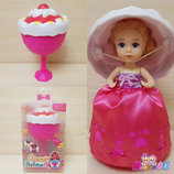 Кукла Сupcake трансформер, мороженое
